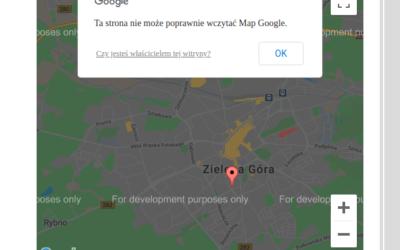 Jak aktywować mapę Google na dowolnej stronie www (także w WordPress)