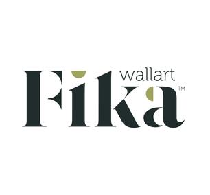 Fika wallart